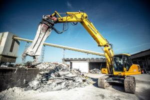 Escavatori cingolati da 20.0 a 30.0 ton