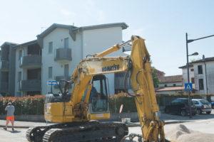 Escavatori cingolati da 6.0 a 12.0 ton